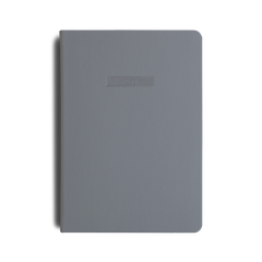 Mi Goals - 2020 Diary - A5 - Soft Cover - Grey