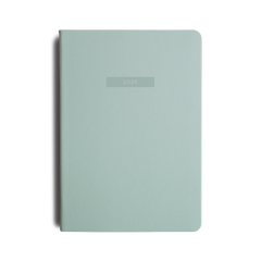 Mi Goals - 2020 Diary - A5 - Soft Cover - Mint