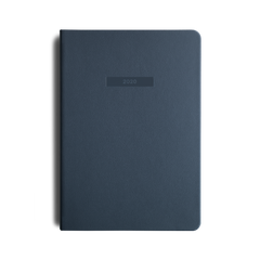 Mi Goals - 2020 Diary - A5 - Soft Cover - Navy