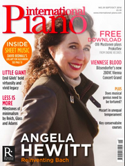 International Piano magazine