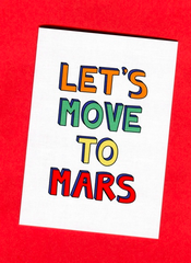 Things by Bean - Let's Move To Mars