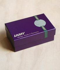 Lamy Gift Pack - Safari Fountain Pen Medium Dark Lilac