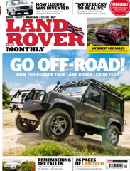 Land Rover Monthly magazine