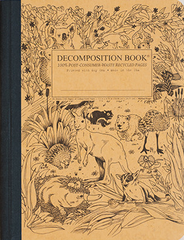 Decomposition - Notebook - Large - Ruled - Outback