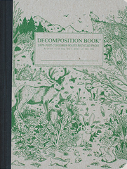 Decomposition Notebook - Spirit Animal - Large - Ruled