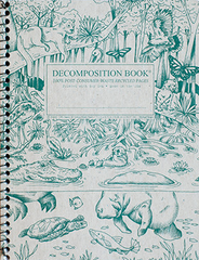 Decomposition Notebook - Spiral bound - Everglades - Large - Ruled