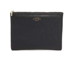 Delfonics Quitterie Medium Pouch - Black