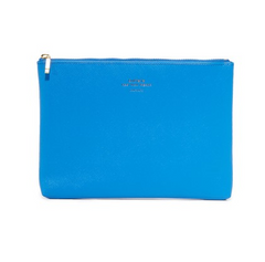 Delfonics Quitterie Medium Pouch - Blue