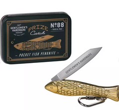 Gentlemen's Hardware - Fish Pen Knife