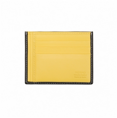 Memmo Credit Card Holder Black/Yellow