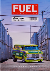 Fuel Magazine Issue 25