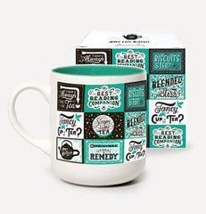 U Studio - Mug - Mary Kate McDevitt - Tea Lovers