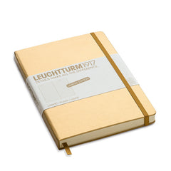Leuchtturm 1917 - A5 - Lined - Hard Cover - Gold