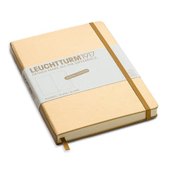 Leuchtturm 1917 - A5 - Plain - Hard Cover - Gold