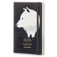 Moleskine - Game of Thrones Limited Edition Notebook - Large - Ruled