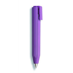 Worther - Shorty Ballpoint Pen - Purple