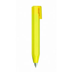Worther - Shorty Ballpoint Pen - Yellow