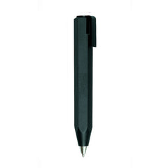 Worther - Shorty Ballpoint Pen - Black With Black Clip