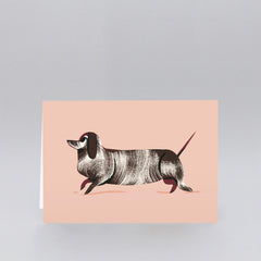 Wrap - Greeting Card  - Weenie