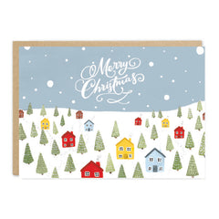 Jade Fisher - Merry Christmas - Alva - Christmas Card