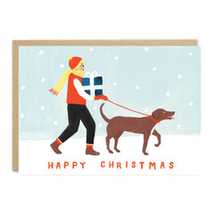 Jade Fisher - Happy Christmas - Buddy - Christmas Card