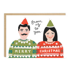 Jade Fisher - Merry Christmas - Jingle - Christmas Card