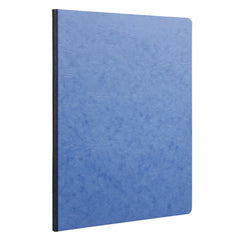Clairefontaine Notebook - Essentials - Clothbound - A4 - Plain - Blue