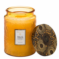 Voluspa - 100 Hour Candle - Baltic Amber