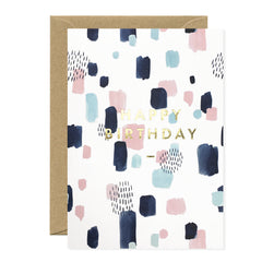 All The Ways To say - Card - Happy Birthday Joy
