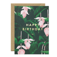 All The Ways To say - Card - Happy Birthday Medinilla