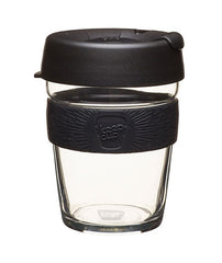 Keep Cup Cafe Range - Black - Available in 2 sizes