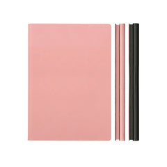 Daycraft Signature Duo Notebook - A5 - Pink/Black