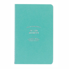 Ogami Professional Notebook - Plain - Mini - Tiffany Blue