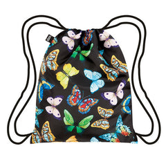 LOQI Backpack - Butterflies