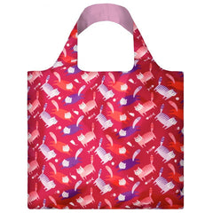 LOQI Reusable Shopping Bag - Creative Collection Ana Seixas Cats
