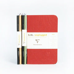 Clairefontaine Notebook - Essentials Duo - Pack of 2 - A7