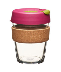 Keep Cup Tasting Notes Brew Cork Colour Series - Cinnamon - Available in 3 sizes