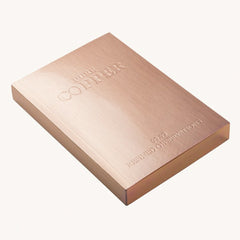 Daycraft Slab Notebook - A6 - Copper