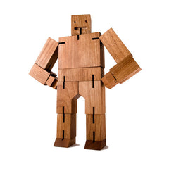 Areaware - Cubebot - Small - Natural