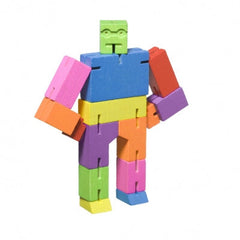 Areaware - Cubebot - Small - Multi