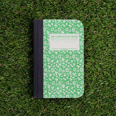 Decomposition Notebook - Parsley - Pocket - Ruled