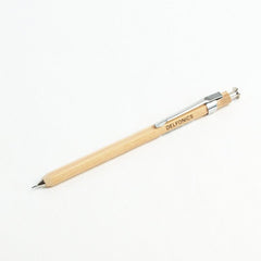 Delfonics Wooden Mechanical Pencil - Mini - Natural