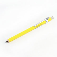 Delfonics Wooden Mechanical Pencil - Mini - Yellow