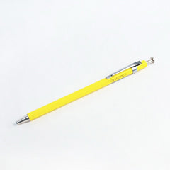 Delfonics Wooden Ball Point Pen - Yellow