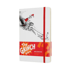 Moleskine - Dr. Seuss - Large - Ruled - Limited Edition - White