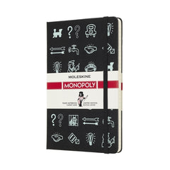 Moleskine - Monopoly - Limited Edition Notebook - Large - Ruled