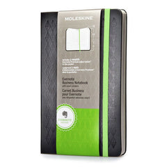 Moleskine - Evernote Smart Notebook - Business Notebook - Lined