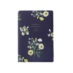 Delfonics 2017 Diary - Fleur - A6 - Dark Blue -  Weekly + Notes