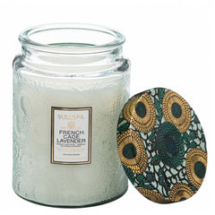 Voluspa - 100 Hour Candle - French Cade and Lavender