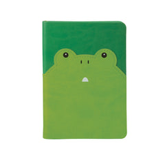 Daycraft Animal Pals Notebook - A6 - Frog